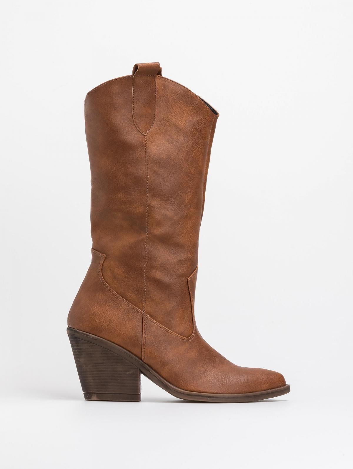 Basic καουμπόικες μπότες - Ταμπά