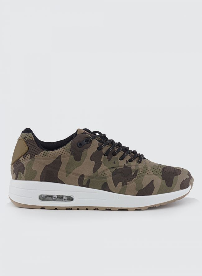 MILITARY SNEAKERS 8034