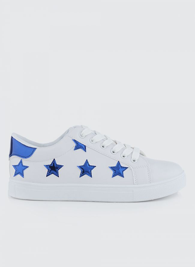 SNEAKERS ΜΕ ΑΣΤΕΡΙΑ ZY-08