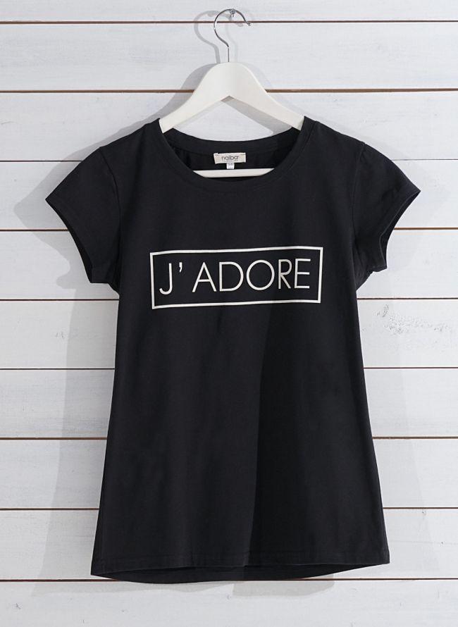 T-SHIRT J'ADORE