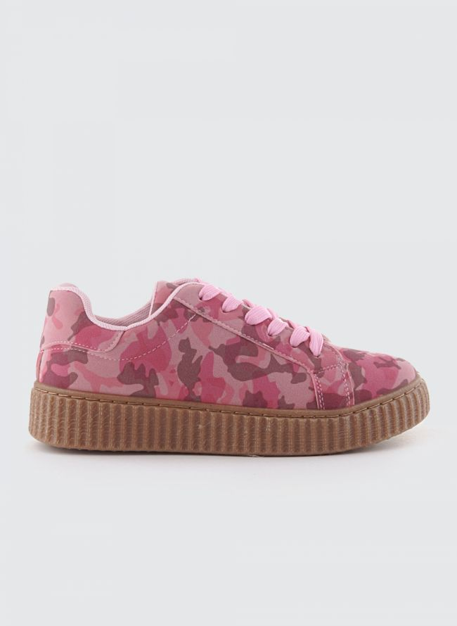 CREEPER MILITARY SNEAKERS 5127