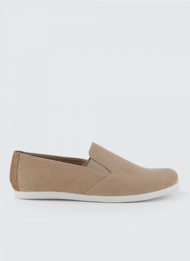 SUEDE LOAFERS P/225