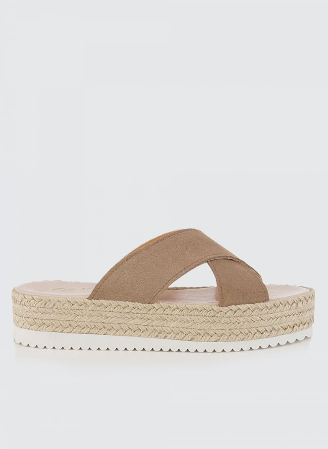 ESTIL SUEDE FLATFORMS B205/JS