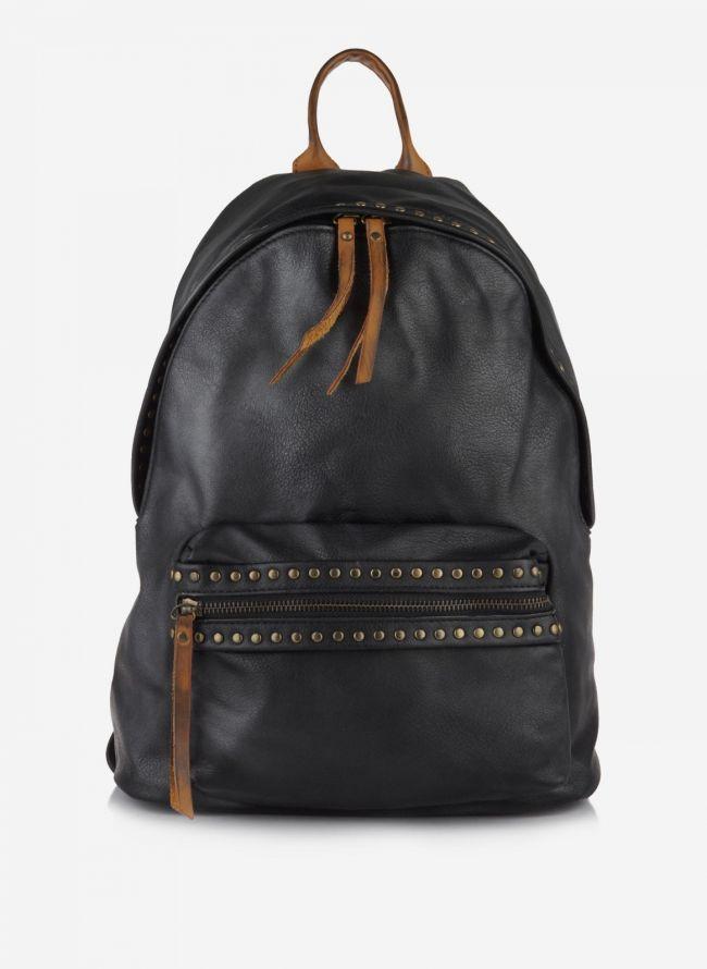 Backpack με τρούκς - Μαύρο