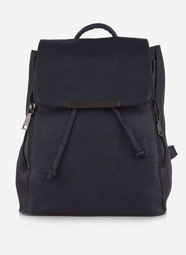 Backpack με καπάκι