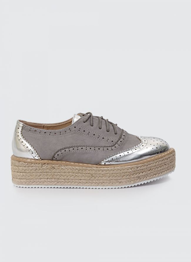 FLATFORM OXFORDS 678-9