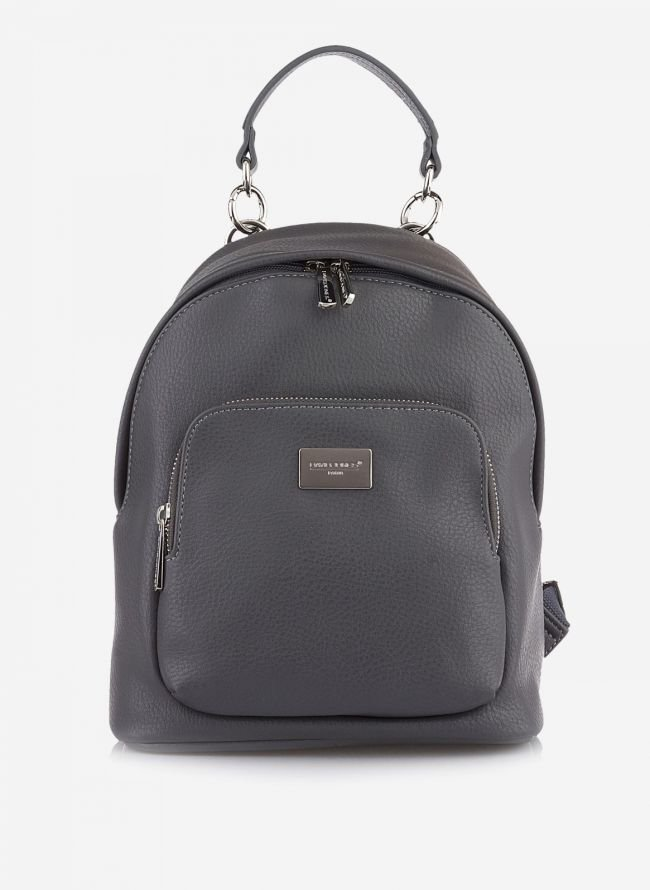 BACKPACK DAVID JONES  - Γκρι