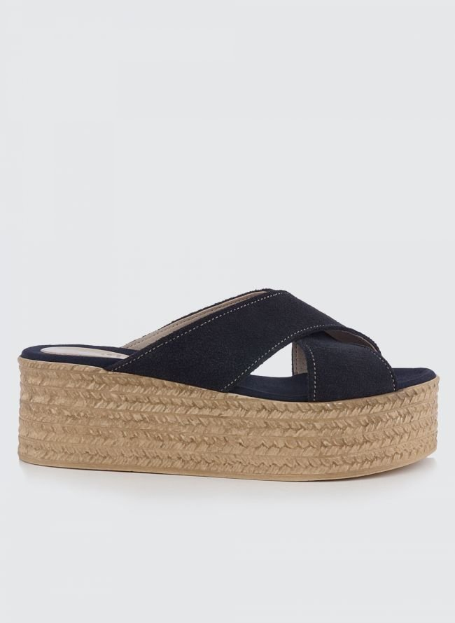 ESTIL SUEDE FLATFORMS 7220