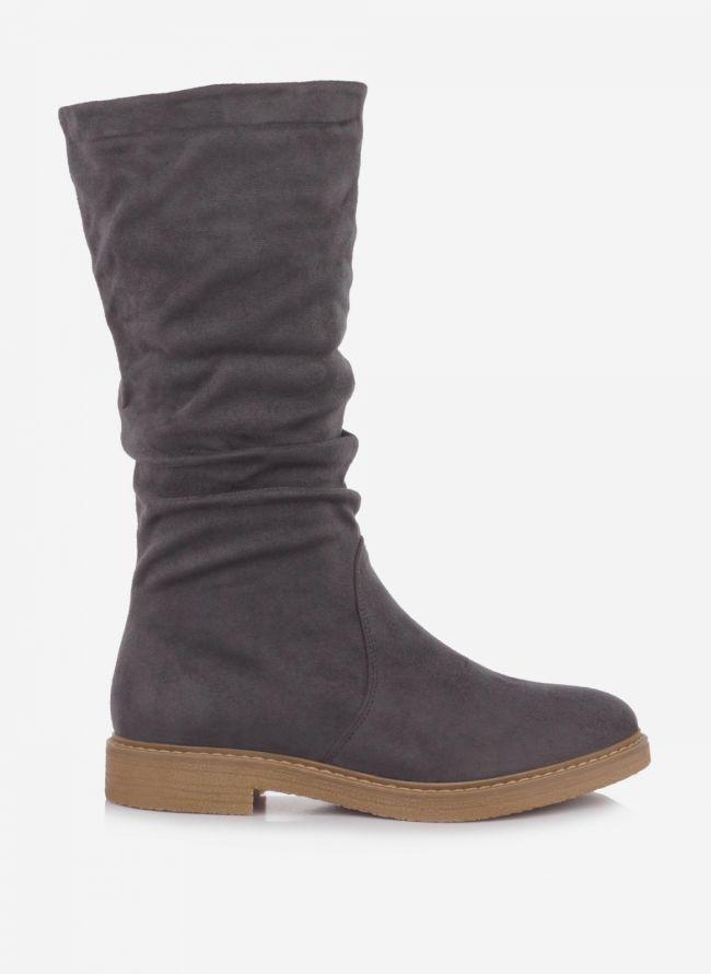 Suede μπότες