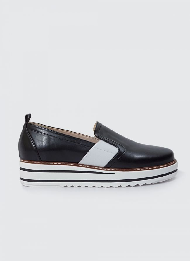 ESTIL SLIP ON FLATFORMS SJ-1300