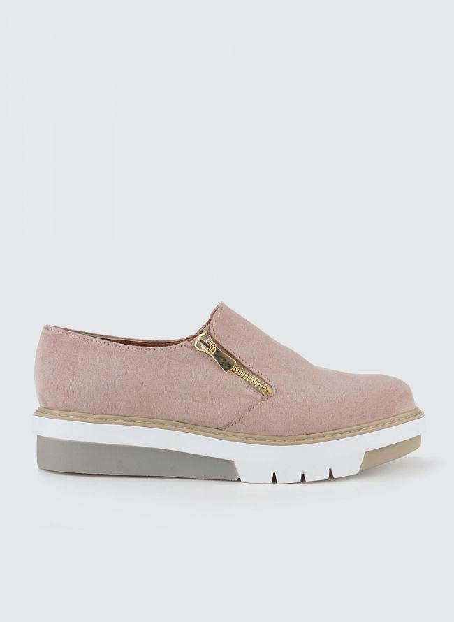 ESTIL SUEDE FLATFORMS SJ/2300