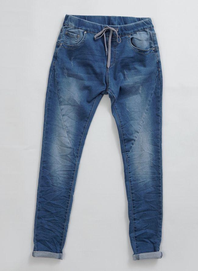 BAGGY FIT ΤΖΙΝ 6206 - Μπλε jean
