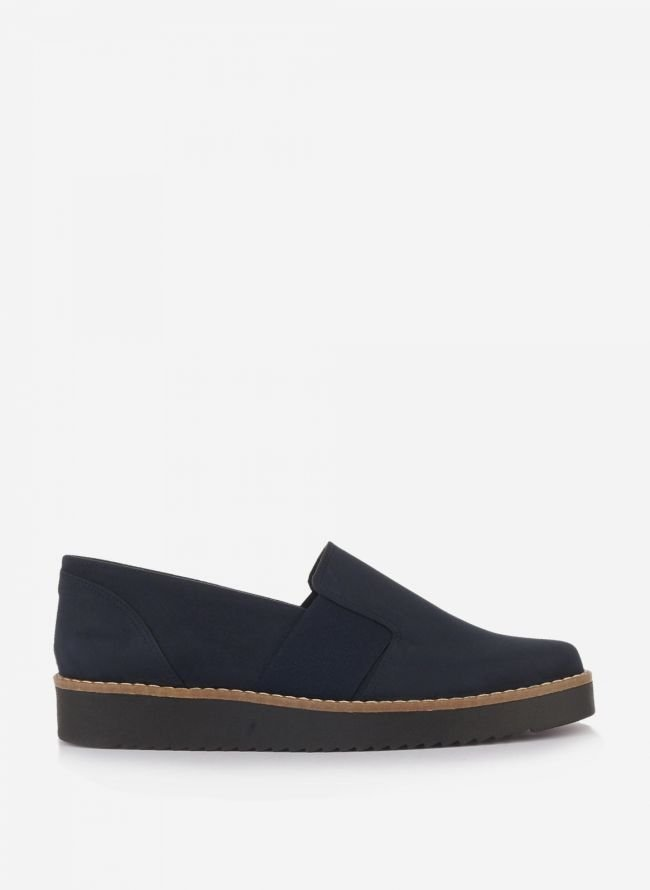 ESTIL SUEDE LOAFERS