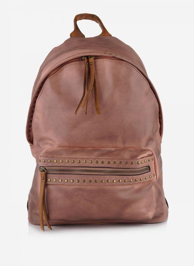 Backpack με τρούκς - Ροζ