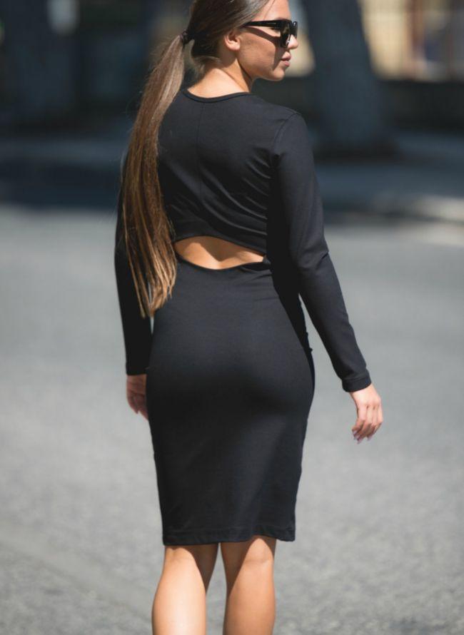 PENCIL ΦΟPΕΜΑ - Μαύρο