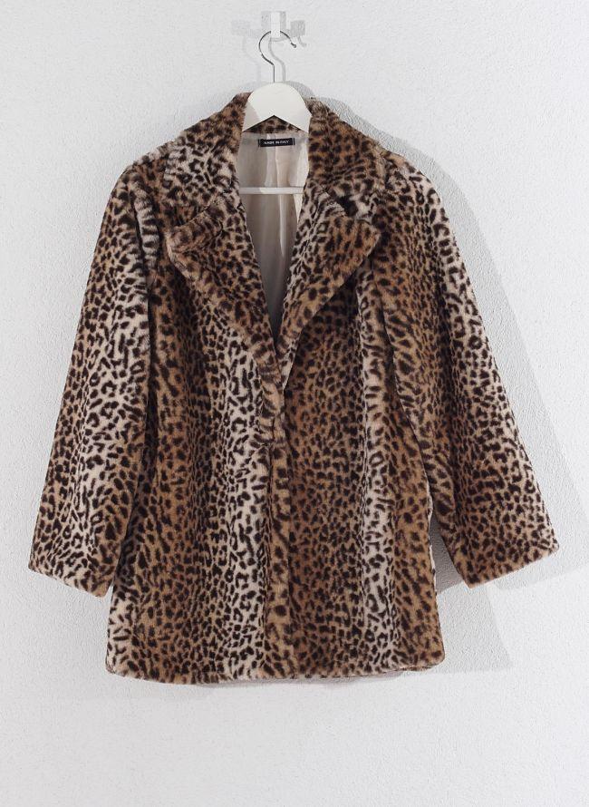 Γουνάκι leopard - Leopard