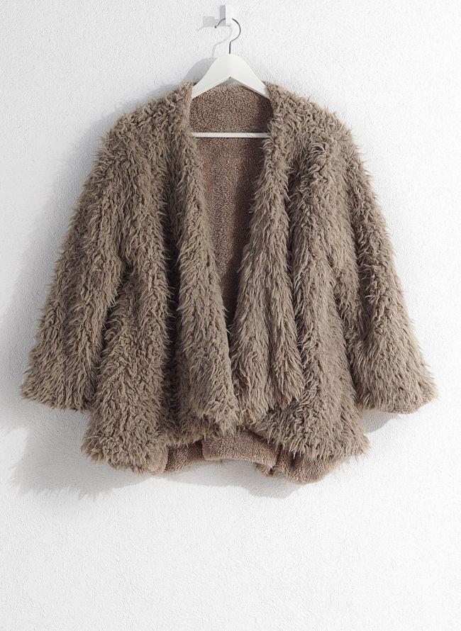 Γούνινο overcoat