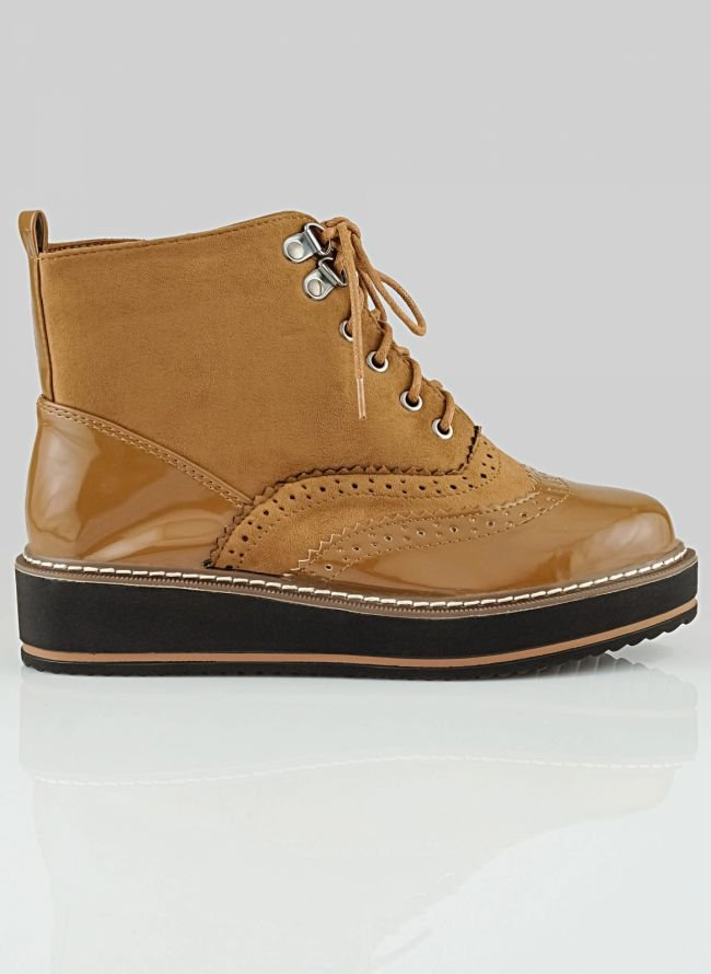 ΜΠΟΤΑΚΙΑ FLATFORM OXFORD XQ-7
