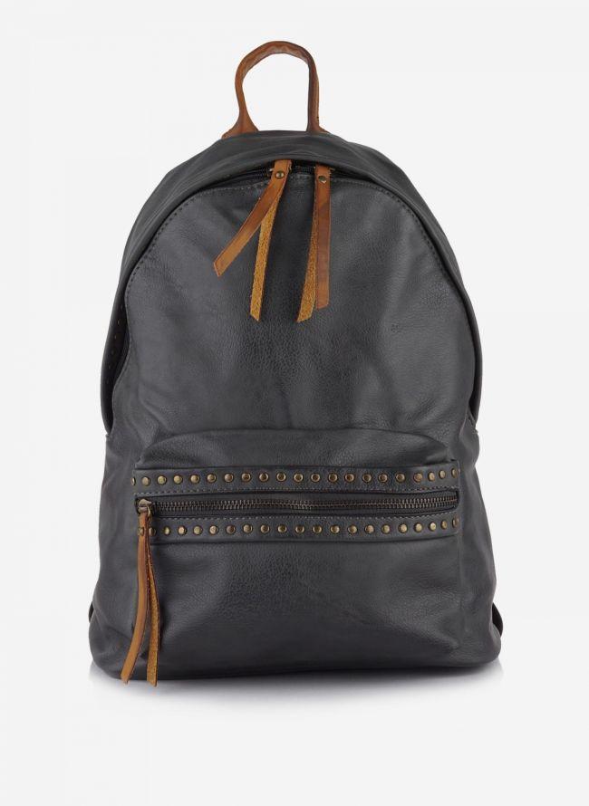 Backpack με τρούκς - Ανθρακί