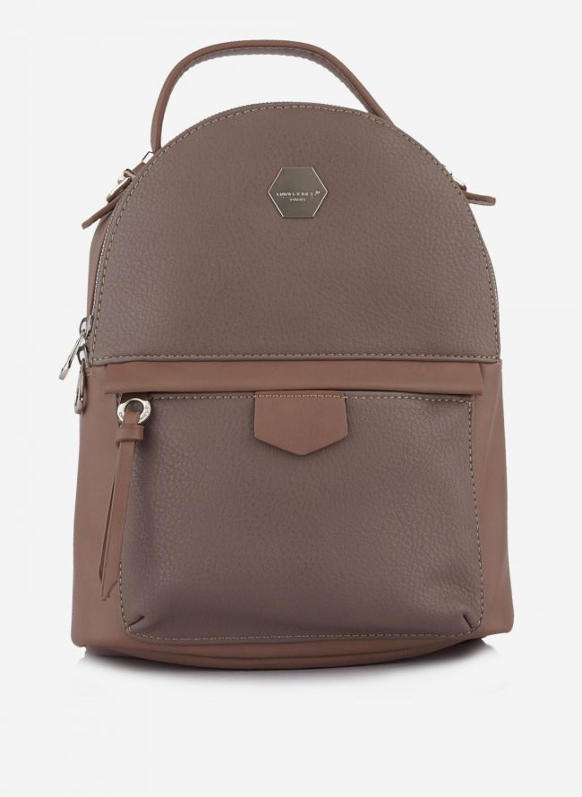 BACKPACK DAVID JONES  - Ροζ
