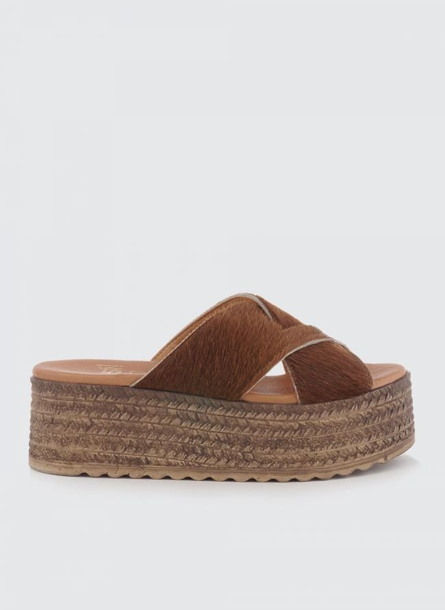 ESTIL PONY FLATFORMS SJ/710P