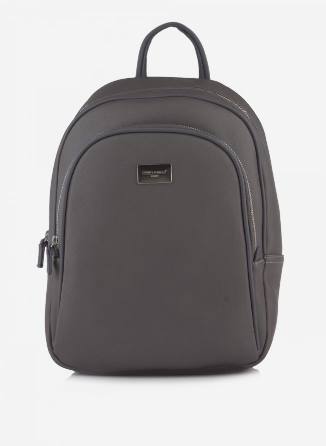 BACKPACK DAVID JONES - Ανθρακί