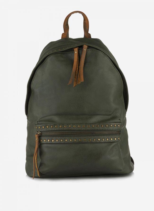 Backpack με τρούκς - Χακί