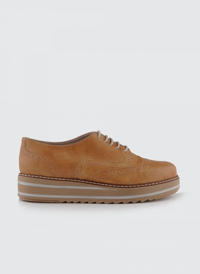 ESTIL FLATFORM OXFORDS SJ/38M