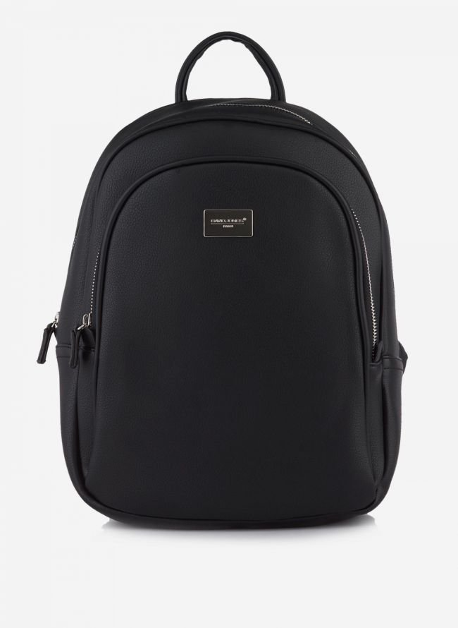 BACKPACK DAVID JONES - Μαύρο