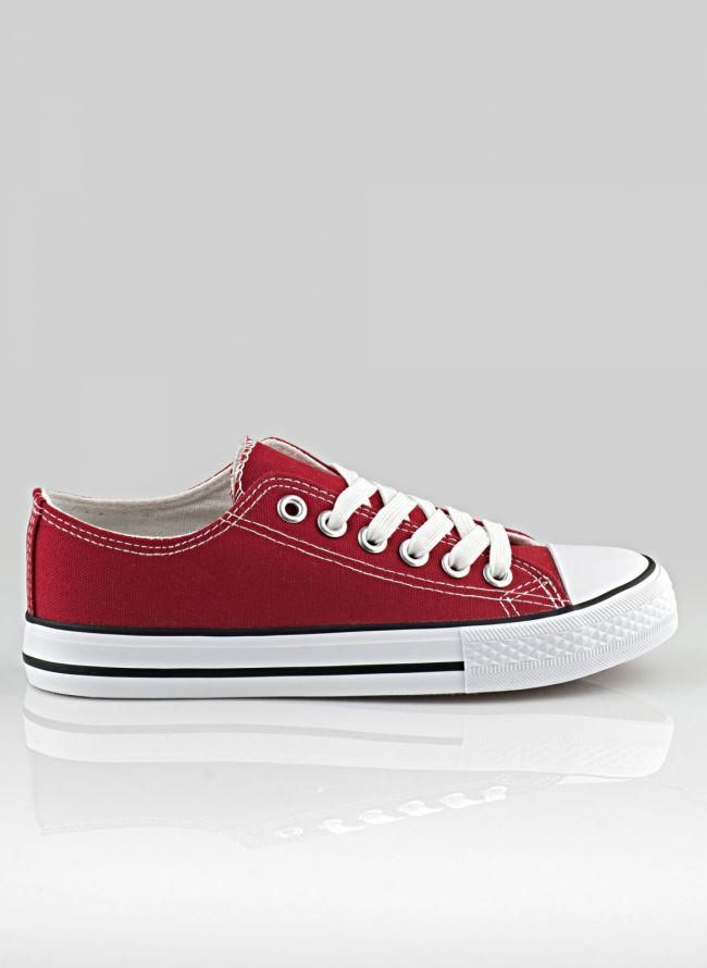 BASIC ΠΑΝΙΝΑ SNEAKERS 55578