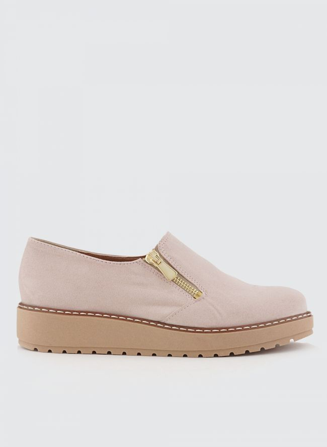 ESTIL FLATFORM LOAFERS SJ/2000S