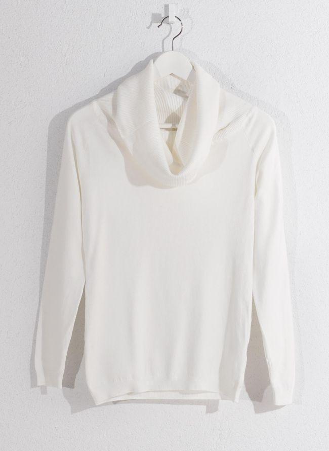 Basic πλεκτό  - Λευκό