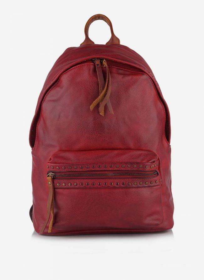 Backpack με τρούκς - Κόκκινο
