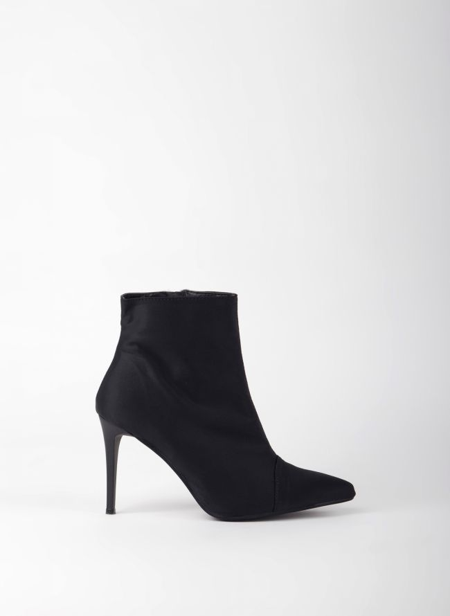 Ankle boots  - Μαύρο