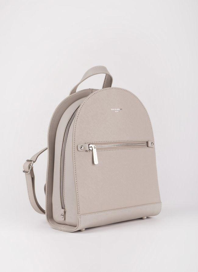 Backpack David Jones - Γκρι