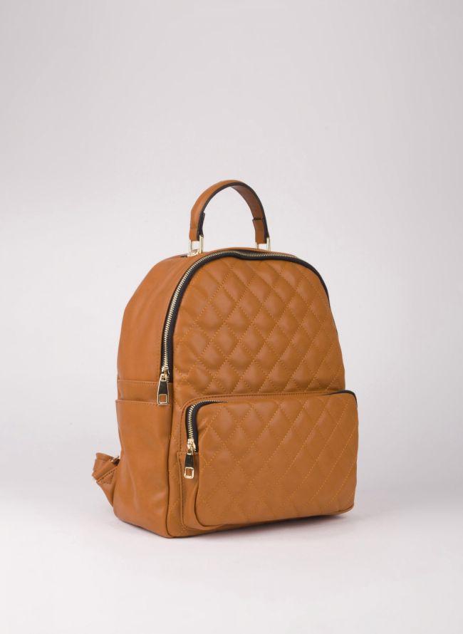 Backpack καπιτονέ - Ταμπά