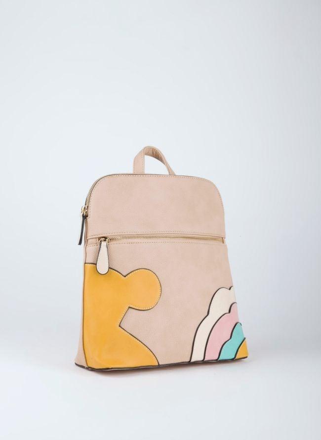 Backpack με σχέδιο - Πούρο