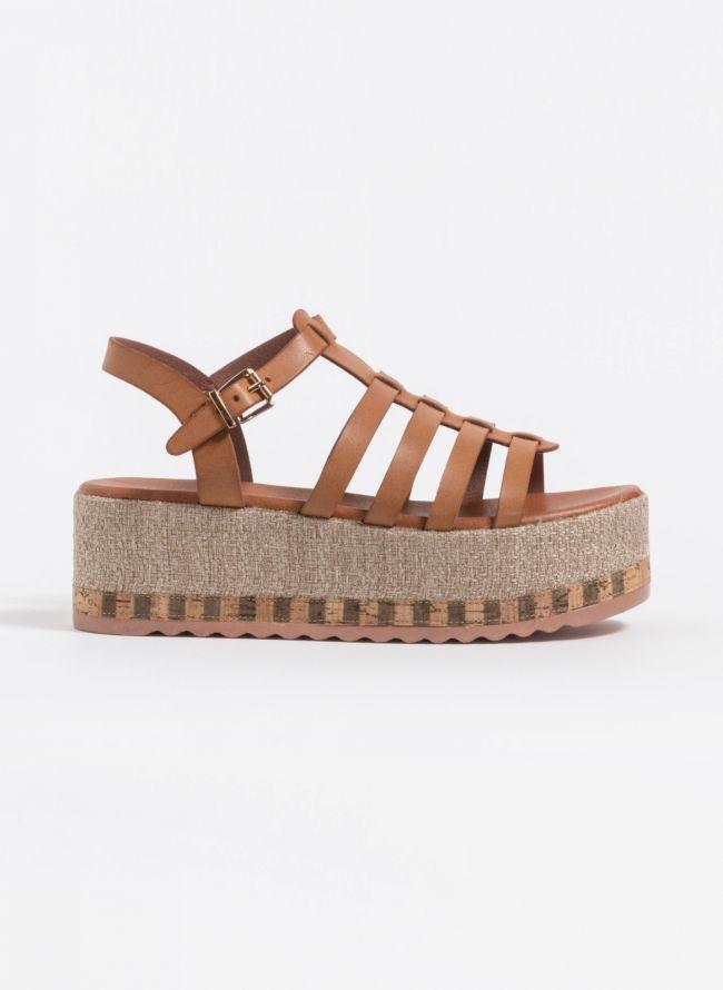 Estil gladiator flatforms - Ταμπά