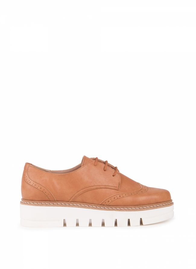 Estil flatform oxfords - Ταμπά