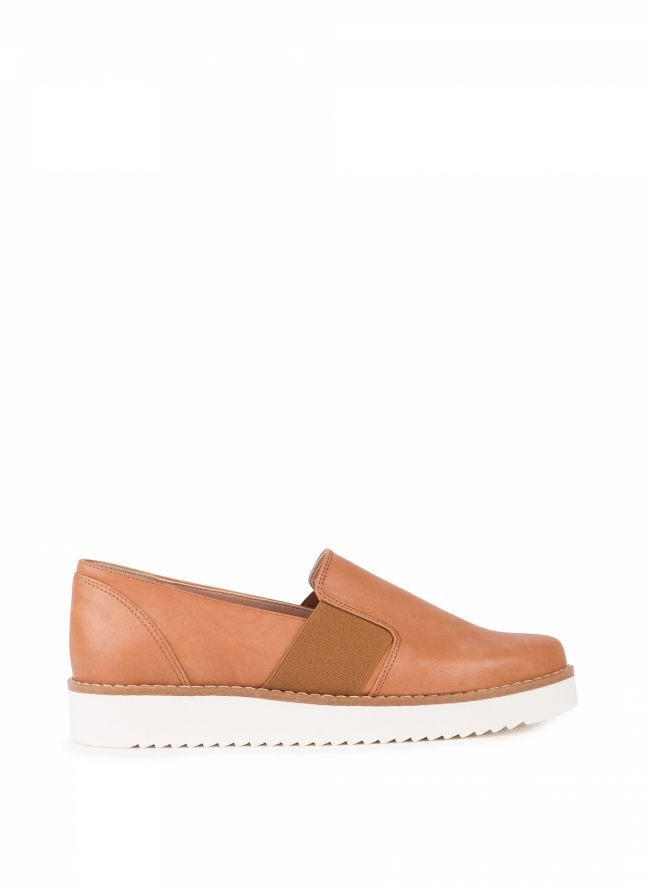 Loafers με λάστιχο - Ταμπά