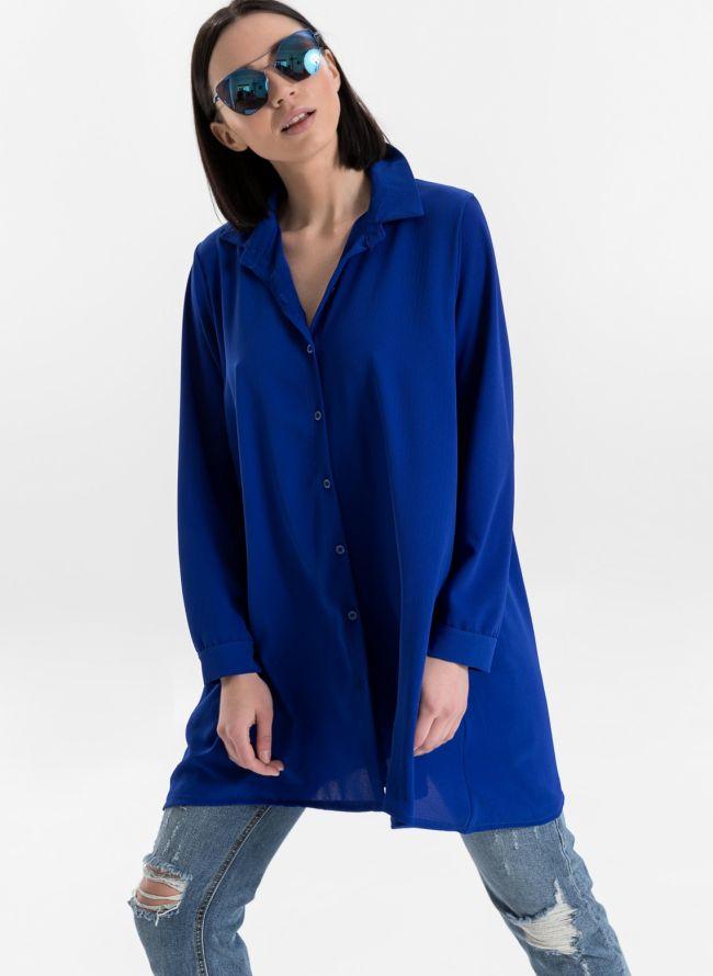 Μακρυά πουκαμίσα - Ίντιγκο