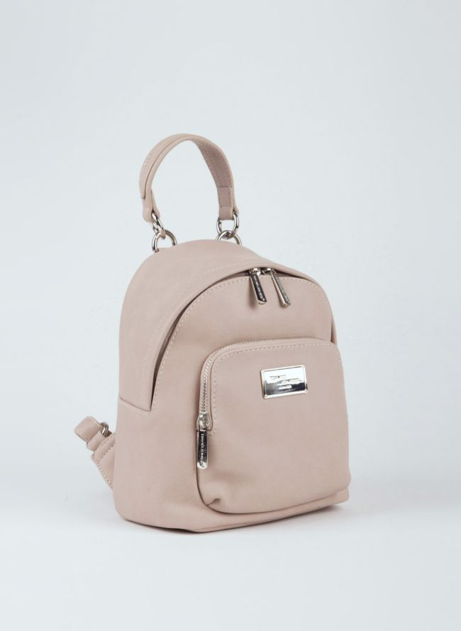 Mini backpack David Jones - Πούρο