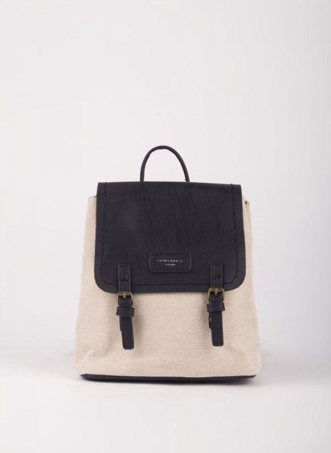 Mini backpack David Jones - Μαύρο