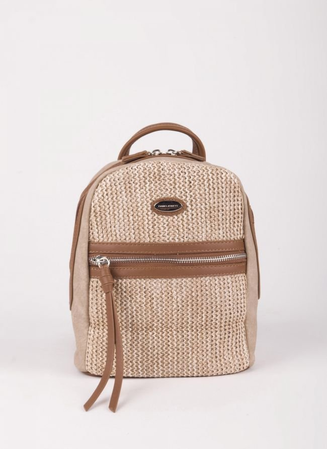 Mini backpack David Jones - Ταμπά