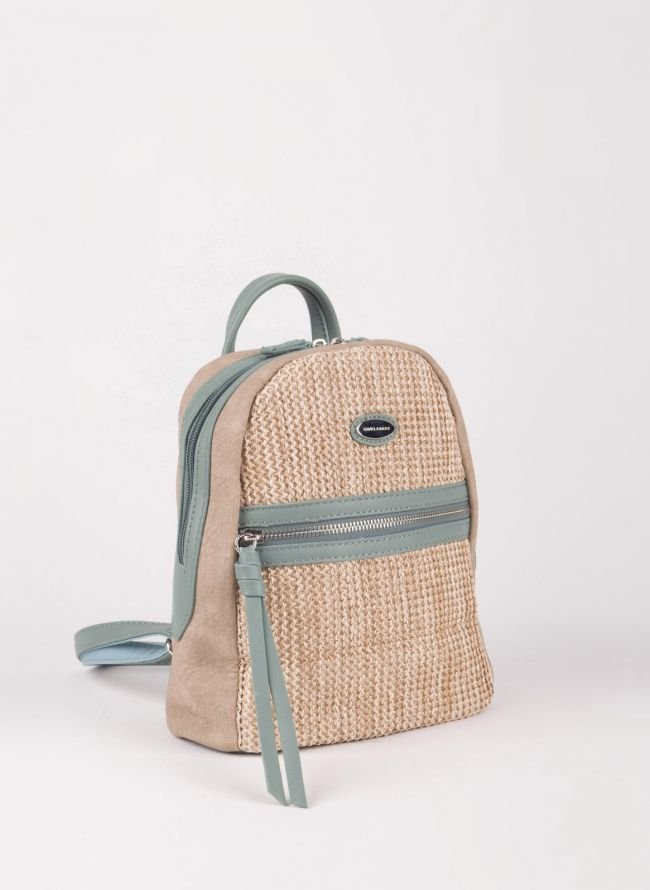 Mini backpack David Jones - Βεραμάν