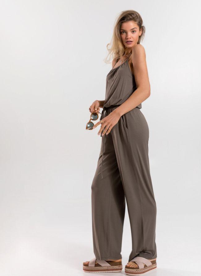 Ολόσωμη φόρμα με ραντάκι - Πούρο