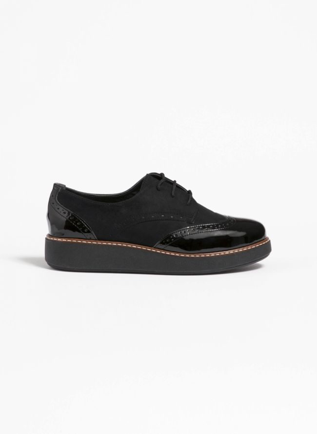 Oxfords - Μαύρο