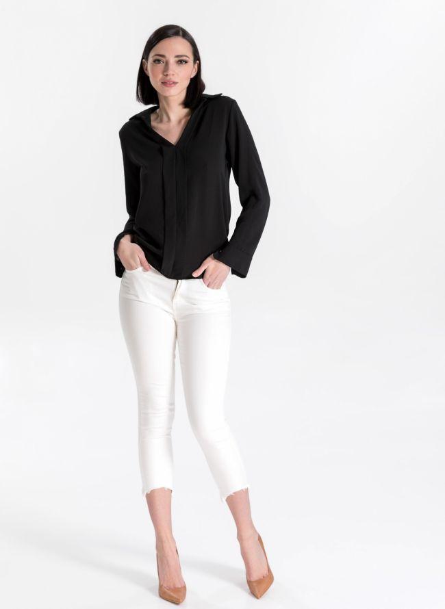 Παντελόνι chino - Λευκό