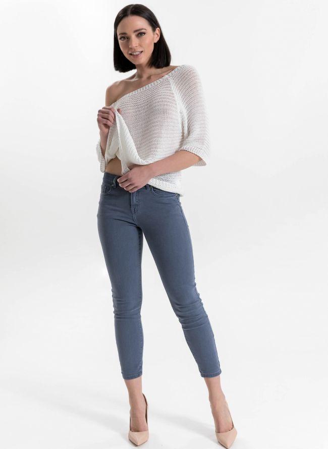 Ντένιμ παντελόνι με χρώμα - Ραφ