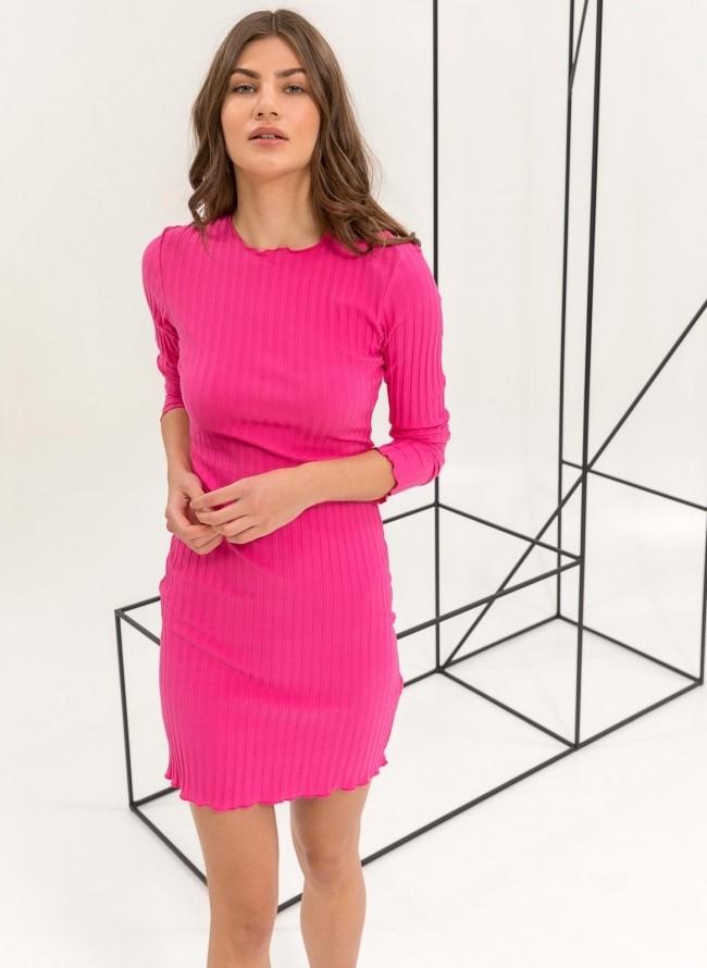 Maxi φόρεμα με δέσιμο - Μαύρο - TheFashionProject 645faf228c1